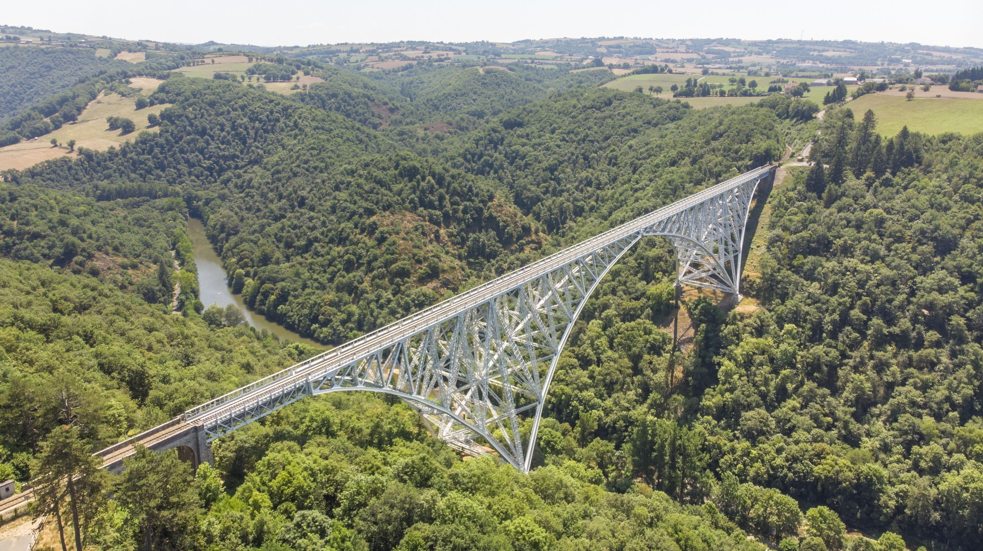 Une reconnaissance internationale pour le Viaduc Du Viaur