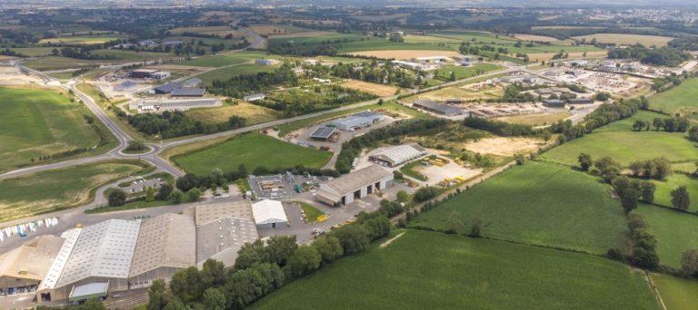 Zone artisanale et extension de La Vernhe
