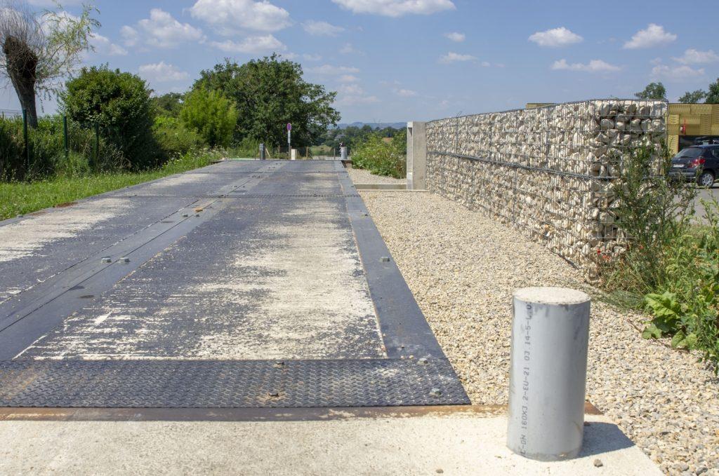Pont basculle de Naucelle