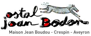 Jean Boudou_Logo