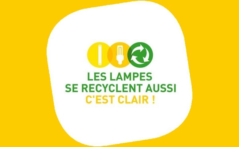L'Utilisation et le Recyclage des Lampes