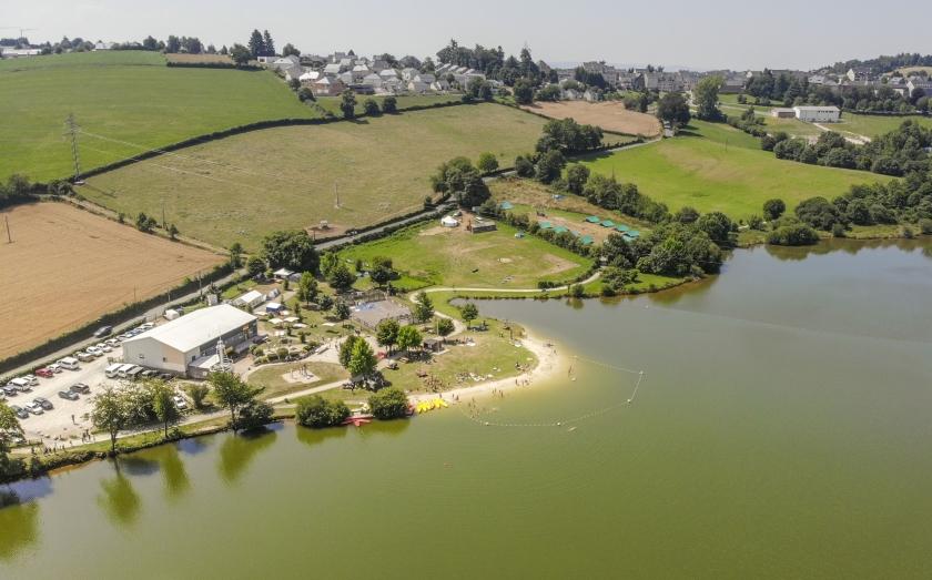 Lac du Val de Lenne de Baraqueville